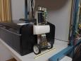 試作倒立振子ロボット